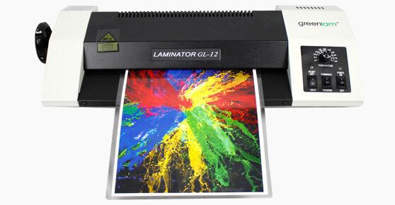 Laminator Manufacturer GL-12
