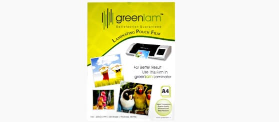 Laminating Pouch Film - Growlam -002